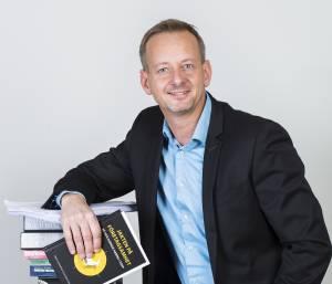 Mattias Andersson; näringspolitisk samordnare
