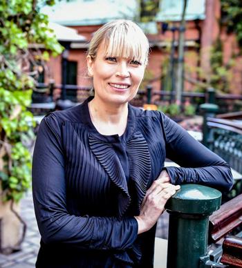 Nina Jansdotter Styrelseledamot