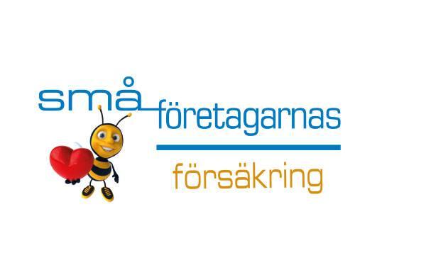 Småföretagarnas försäkring logo