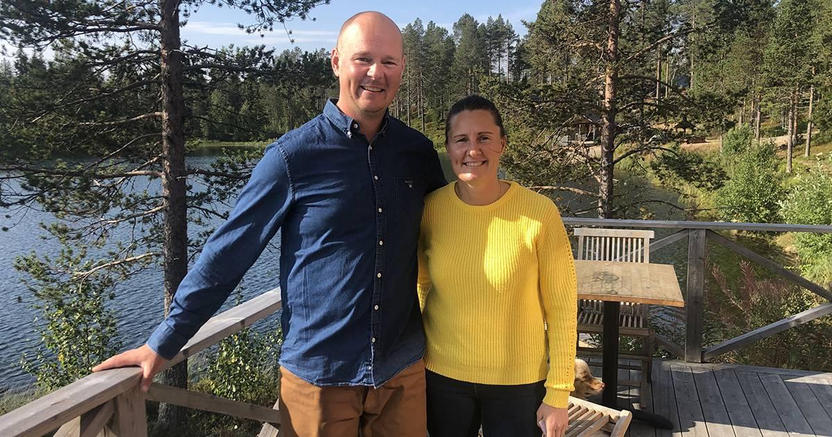 Johan Väisänen & Sara Ljunggren