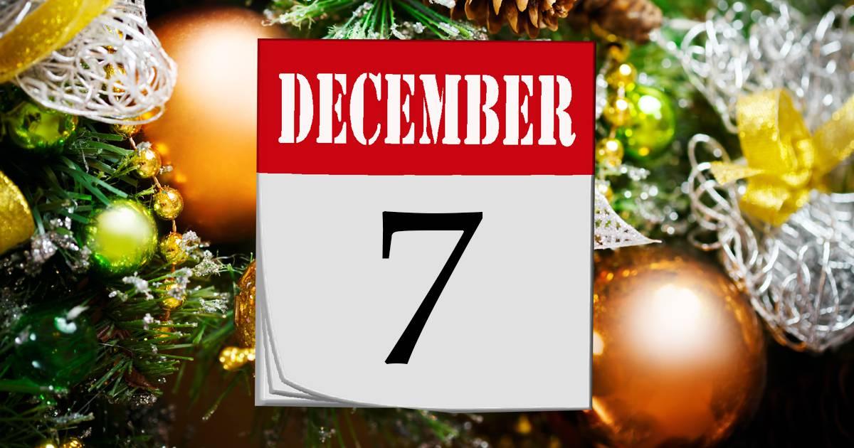 Julkalender lucka #7